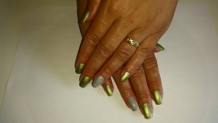 Chomatic Lime en Glitter spray