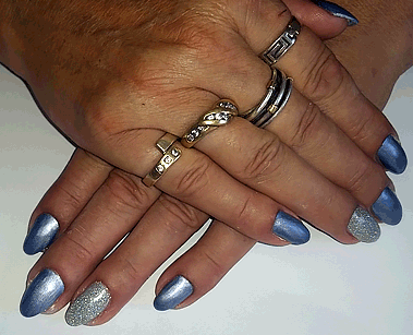 Chromatic nailart nagelstudio gorinchem