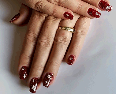 Nailart nagelstudio gorinchem rood