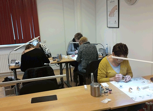 nailart training dag 2 soesterberg magnetic