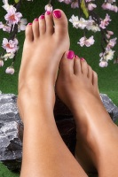 summerfeet nagelstudio Kat's Nails Gorinchem voorbeeld 3