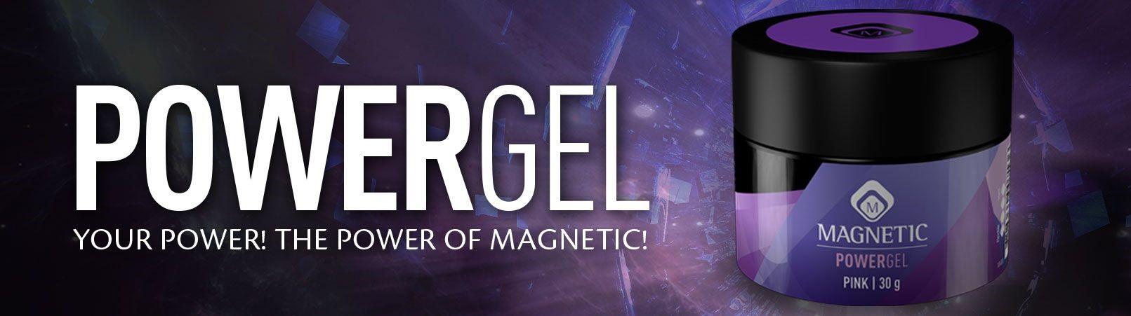 Powergel van Magnetic nu bij Kat's Nails Gorinchem - De hypoallergene oplossing en alternatief voor acryl